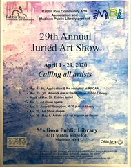 29th Annual Juried Art Show