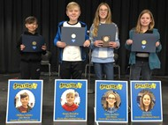 NES Spelling Bee Winners