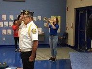 Madison elementary students honor veterans