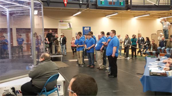 2014 AWT Regional Robot Competition