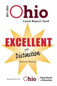 Madison ODE Report Card